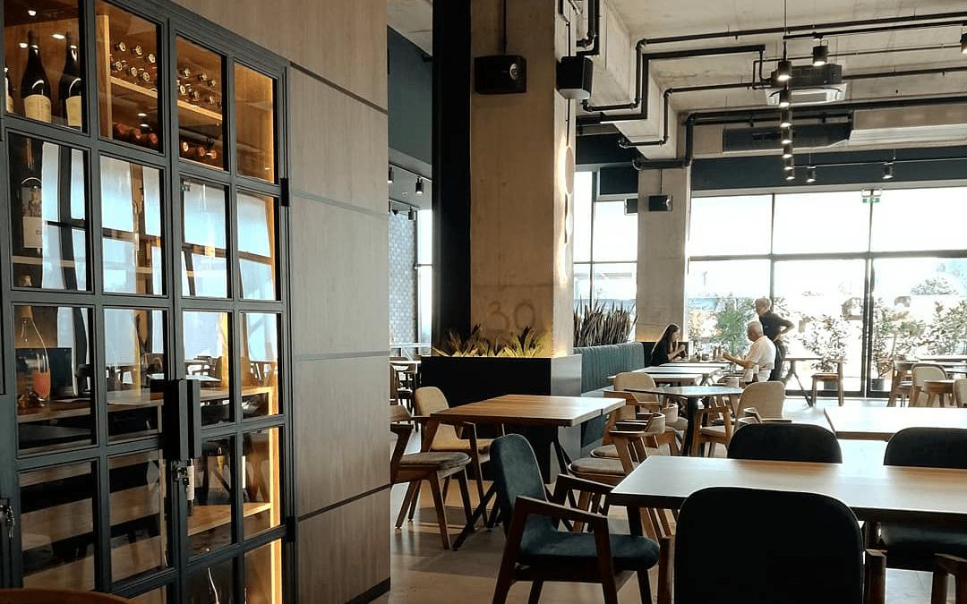 Sova's restaurant